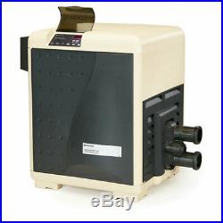 Pentair MasterTemp 300K BTU Natural Gas Electronic Low NOx Pool Heater 460734