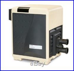 Pentair MasterTemp 400K BTU Natural Gas Electronic Low NOx Pool Heater 460736