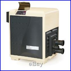 Pentair MasterTemp 400K BTU Propane LP Electronic Low NOx Pool Heater 460737