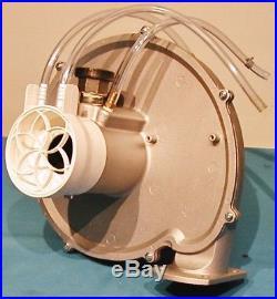 Pentair MasterTemp Max E BLOWER Assembly 400k Btu LP 77707-0256 complete