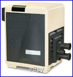 Pentair Master Temp 250,000 BTU Low NOx Natural Gas Pool Heater
