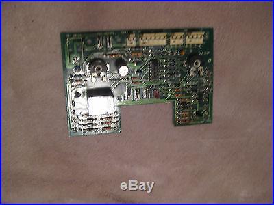 Pentair MiniMax Pool Heater Electronic Digital Thermostat Circuit Board 470179