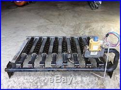 Pentair Purex MiniMax 400 Plus propane burner