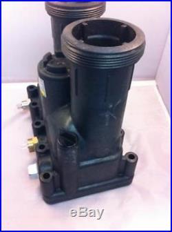 Pentair Sta-Rite 77707-0016 Manifold Kit MasterTemp 400 Pool & Spa Heater