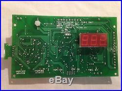 Pentair Sta-rite Mastertemp Heater Control Board 42002-0007 Starite