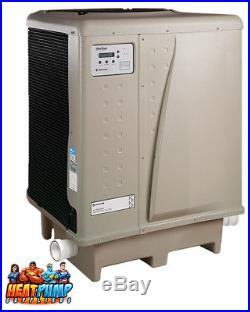 Pentair ULTRATEMP 140H/C 140,000 (Heat) 80,000 (Cool) Pool Heat Pump BLACK