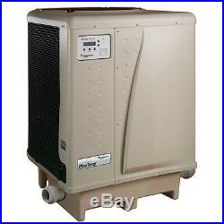 Pentair UltraTemp 110 Pool and Spa Heat Pump 108k BTU Almond- 460932