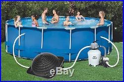 Pool GAME SolarPRO Contour Single Solar Pool Heater for Pools POOL4714