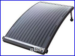 Pool Heater Swimming Solar Spa Panel Above Ground Natural Water Heating to 30´