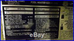 Pool Heater-TeleDyne/Laars 175K BTU LP