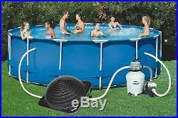 Pool SolarPRO Contour Single Solar Pool Heater for Pools POOL4714