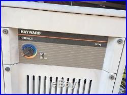 Pool Spa Heater Hayward Natual Gas 250 000 Btu