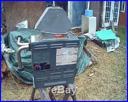 Pool heater Raypak 50,000 BTU
