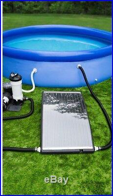 Poolmaster Pool Solar Heater Control Above-Ground Adjustable Legs Plastic