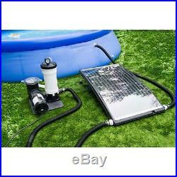 Poolmaster Pool Solar Heater Control Above Ground Adjustable Legs Plastic Quick