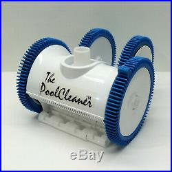 Poolvergnuegen PoolCleaner 4-Wheel Suction Side Cleaner 896584000-020