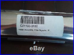RMF Heater Assy 240V 11Kw #C21100-3150 3 superflo