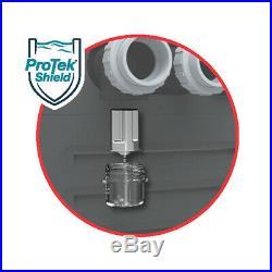 RayPak Digital 266,000 BTU Natural Gas Copper Pool Heater 009217