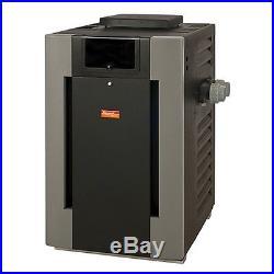 RayPak P-R266A-EN Digital Natural Gas Pool Heater, 266 BTU New