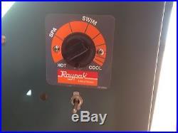 Raypack pool heated 511,500 btu