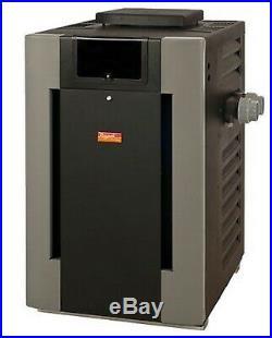 Raypak 009195 PR406AMNC49 406000 BTU Millivolt Natural Gas Pool Heater