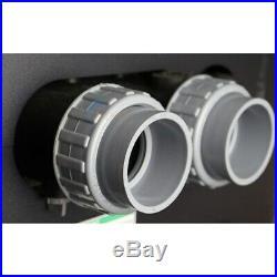 Raypak 009216 Digital Natural Gas 206,000 BTU Pool Heater