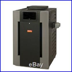 Raypak 009227 399k BTU Digital LP Propane Pool Heater with Cupro Nickel PR406AEPC