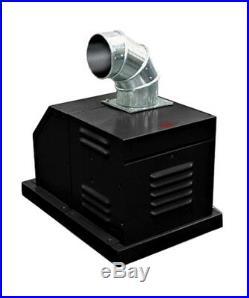 Raypak 009832 D-2 Indoor Power Vent Kit 206-267 120/240V