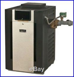Raypak 013731 Professional Series 399K BTU Digital Pool Heater ASME Natural Gas