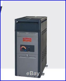 Raypak 014779 105k BTU Digital Natural Gas Pool Heater Above Ground PR106AANC