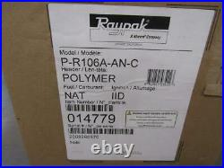 Raypak 014779 Digital Natural Gas Pool Heater Above Ground 105k BTU
