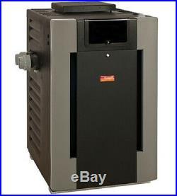 Raypak 014938 206000 BTU Digital Natural Gas Pool Heater with Cupro Nickel