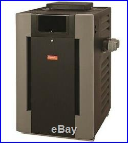 Raypak 014940 336000 BTU Digital Natural Gas Pool Heater with Cupro Nickel