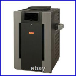 Raypak 014941 399k BTU Digital Natural Gas Pool Heater with Cupro Nickel PR406AENX