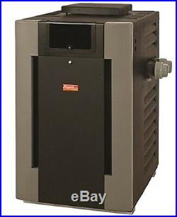 Raypak 014941 406000 BTU Digital Natural Gas Pool Heater with Cupro Nickel