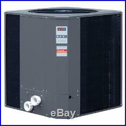 Raypak 016010 R5450ti-E 103,000 BTU Heat Pump Digital Titanium