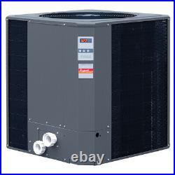 Raypak 016033 140k BTU Digital Heat Pump Titanium