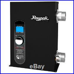 Raypak 017121 ELSR00051T1 5.5 kW 240V 18,767 BTU Electric Spa Heater