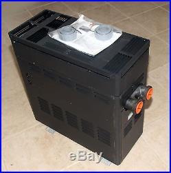 Raypak 156 above ground pool/spa heater Nat Gas 150000 BTU P-R156A-EN-C