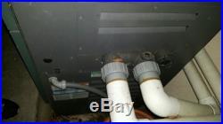 Raypak 185K BTU Natural Gas Digital Electronic Swimming Pool Spa Water Heater