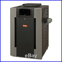 Raypak 199k BTU Electronic Ignition Natural Gas Copper Exh Pool Heater 009216