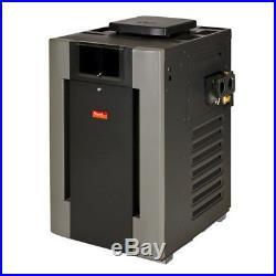 Raypak 266,000 BTU Commercial Grade Natural Gas Swimming Pool Heater 009269