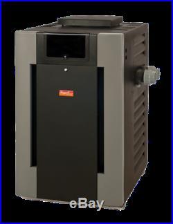 Raypak 406K BTU Electronic Ignition Propane Swimming Pool Gas Heater