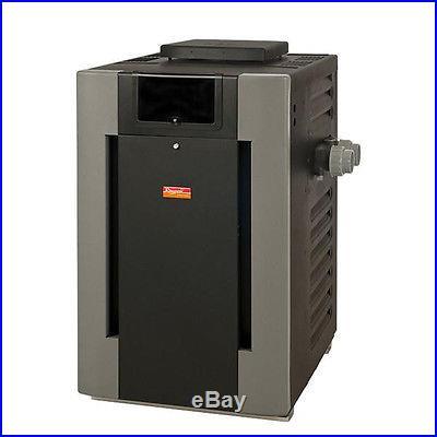 Raypak Digital 200,000 BTU, Natural Gas, Pool Heater P-R206A-EN-C 009216
