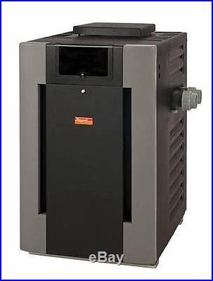 Raypak Digital Natural Gas Pool Heater 266k BTU Electronic Ignition R266A