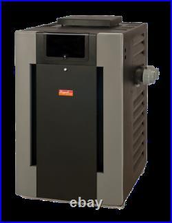 Raypak Electronic Natural Gas Swimming Pool Gas Heater (Choose Size)