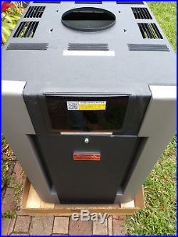 Raypak Natural Gas Pool Heater P-R266A-MN-C millivolt ignition