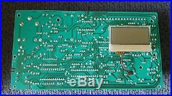 Raypak P N 601769 Control Board Control Panel