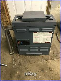 Raypak Pool Heater Model B-055b-mn Natural Gas