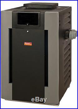 Raypak RP2100 266K Natural Gas Swimming Pool Electronic Heater PR266AEN